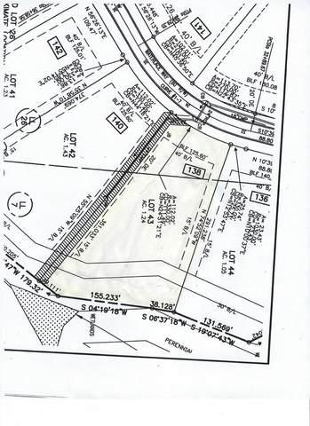 138 Waterlace Way #43, Fayetteville, GA 30215 (MLS #9023760) :: Maximum One Realtor Partners