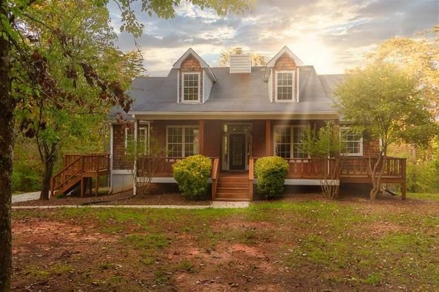 4 Oak Trce, Jasper, GA 30143 (MLS #9023944) :: Crown Realty Group
