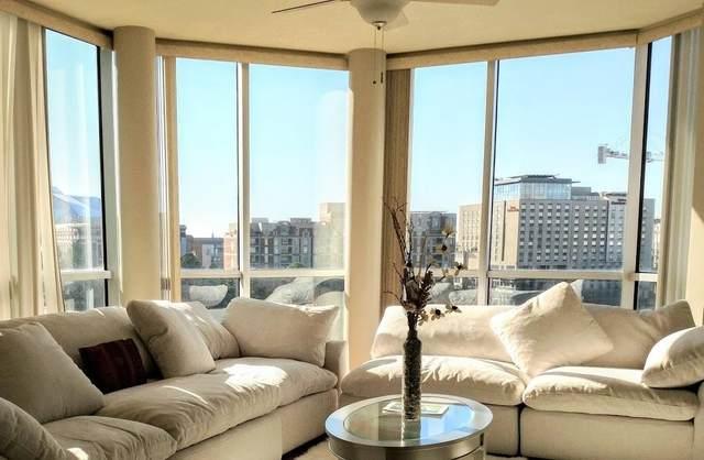 285 Centennial Olympic Pk Drive NW #901, Atlanta, GA 30313 (MLS #9024127) :: Statesboro Real Estate