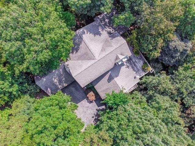 80 Mcelroy Mountain Drive, Big Canoe, GA 30143 (MLS #9024257) :: Anderson & Associates