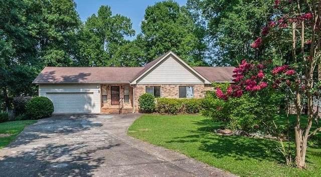 1050 Dogwood Hill Road, Watkinsville, GA 30677 (MLS #9024823) :: The Heyl Group at Keller Williams