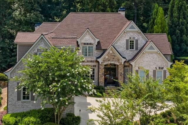 6215 Talmadge Way, Acworth, GA 30101 (MLS #9025022) :: EXIT Realty Lake Country
