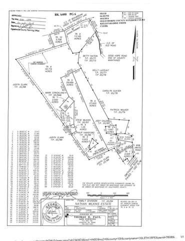 0 Bob White Road, Colbert, GA 30628 (MLS #9025351) :: Statesboro Real Estate