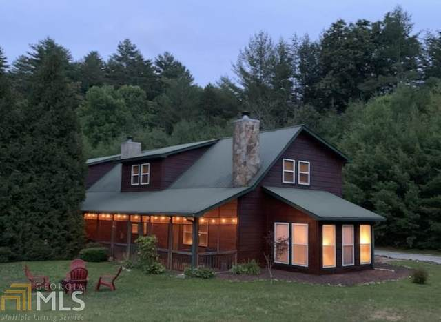 76 River Forest Place F, Suches, GA 30572 (MLS #9025357) :: Tim Stout and Associates