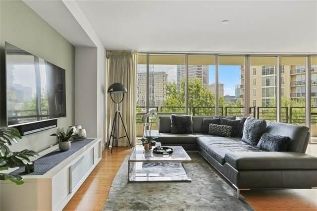 700 Park Regency Place NE #904, Atlanta, GA 30326 (MLS #9025484) :: Statesboro Real Estate