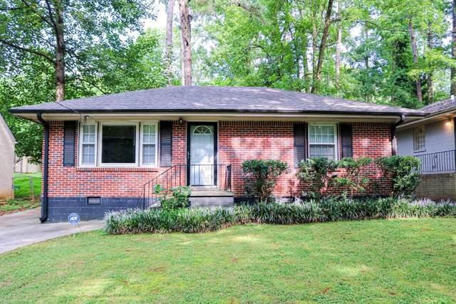 548 Parker Avenue, Decatur, GA 30032 (MLS #9025509) :: Statesboro Real Estate