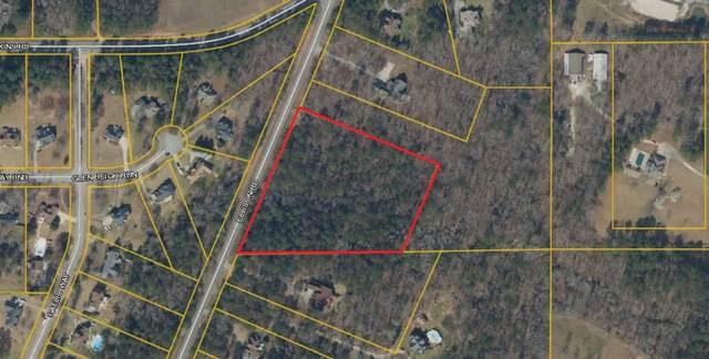 700 Block Ellison Lot 5, Tyrone, GA 30290 (MLS #9025532) :: Crown Realty Group