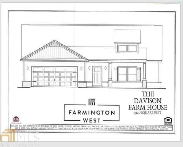 327 Farmington Rd #36, Statesboro, GA 30458 (MLS #9025610) :: Tim Stout and Associates