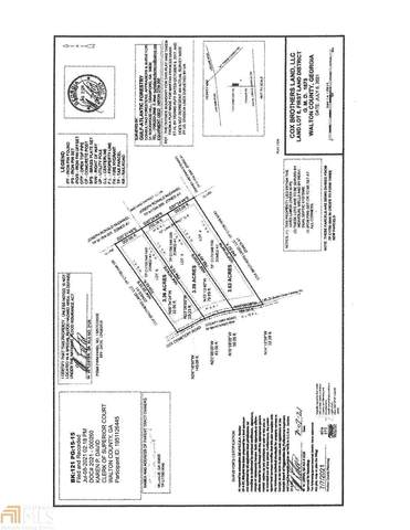 0 Cox Cemetery Rd Lot 4, Social Circle, GA 30025 (MLS #9025806) :: Michelle Humes Group