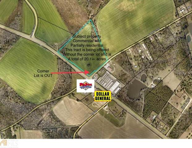 0 Highway 80 Lots A Thru F M, Statesboro, GA 30458 (MLS #9025885) :: Better Homes and Gardens Real Estate Executive Partners