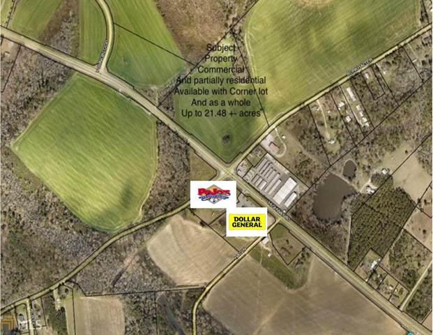 0 Highway 80 Lot C, Statesboro, GA 30458 (MLS #9025921) :: Tim Stout and Associates