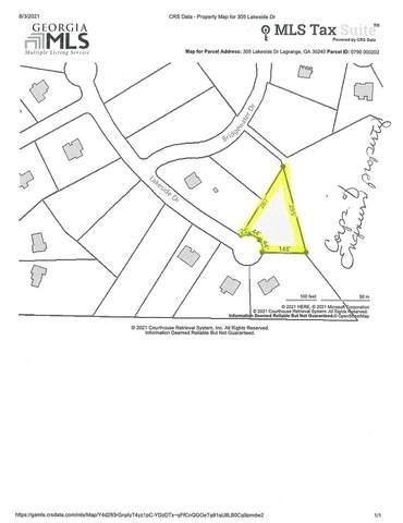 305 Lakeside Drive #79, Lagrange, GA 30240 (MLS #9026357) :: Houska Realty Group