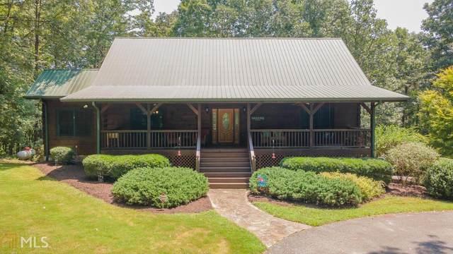 59 Old Village Rd, Sautee Nacoochee, GA 30571 (MLS #9027622) :: Tim Stout and Associates
