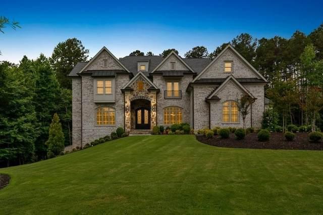 438 Carl Sanders Drive, Acworth, GA 30101 (MLS #9027757) :: EXIT Realty Lake Country