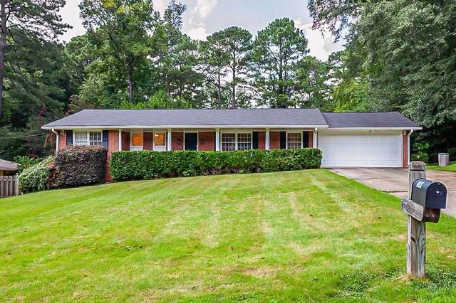 2564 Raintree, Atlanta, GA 30345 (MLS #9028273) :: Houska Realty Group