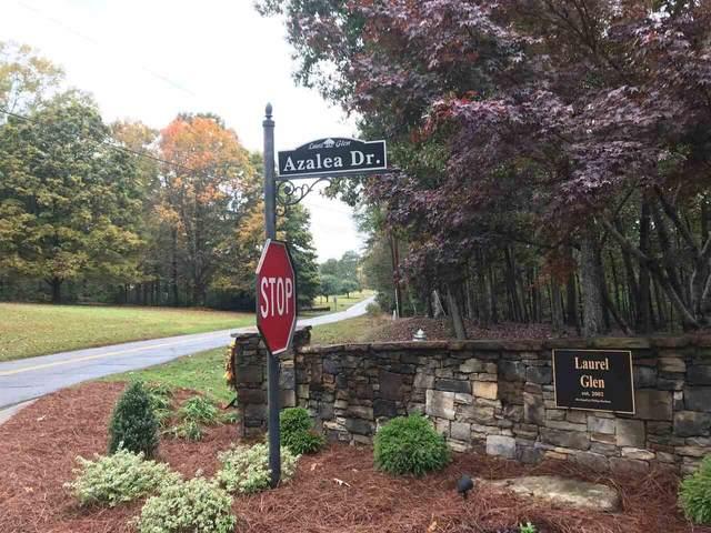 0 Azalea Drive #8, Hartwell, GA 30643 (MLS #9028684) :: Crown Realty Group