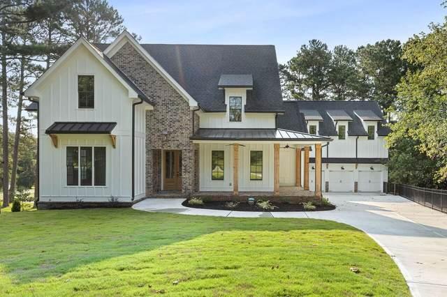 4250 Summit Drive, Marietta, GA 30068 (MLS #9029050) :: Crown Realty Group