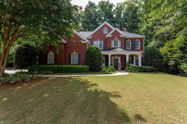 924 NW Kinghorn Drive NW, Kennesaw, GA 30152 (MLS #9029233) :: AF Realty Group
