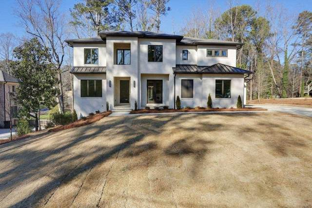 609 Fairway Court, Marietta, GA 30068 (MLS #9030651) :: Crown Realty Group