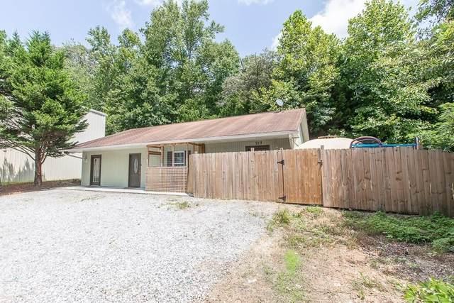 219 Highway 9 S, Dawsonville, GA 30534 (MLS #9030702) :: Statesboro Real Estate