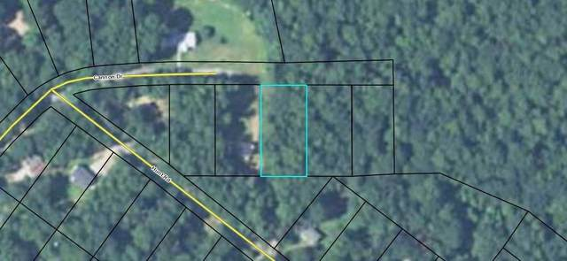 LOT 4 Cannon Dr Off Drive Lot 4, Douglasville, GA 30134 (MLS #9030866) :: Crown Realty Group