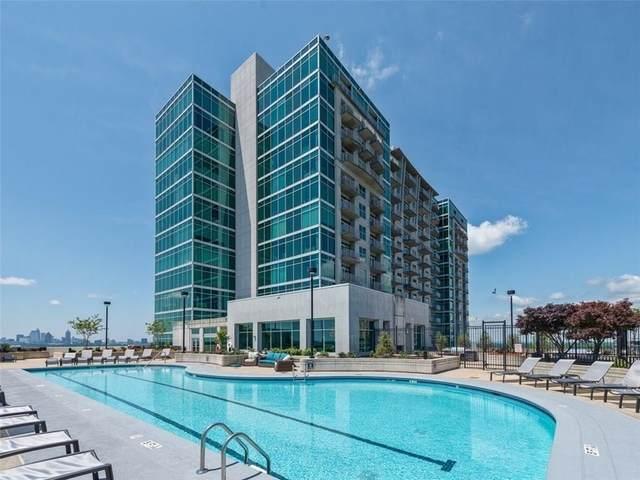 250 NE Pharr Road #1905, Atlanta, GA 30305 (MLS #9030951) :: Statesboro Real Estate