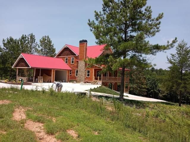 98 Village Loop, Blairsville, GA 30512 (MLS #9031257) :: Athens Georgia Homes