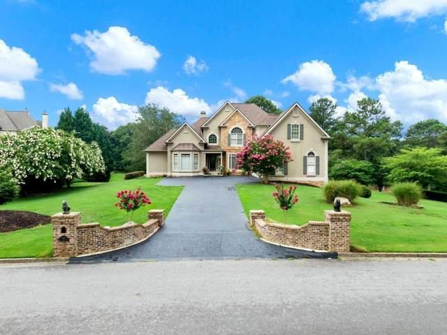 5422 Golf Club Drive, Braselton, GA 30517 (MLS #9031756) :: Rettro Group