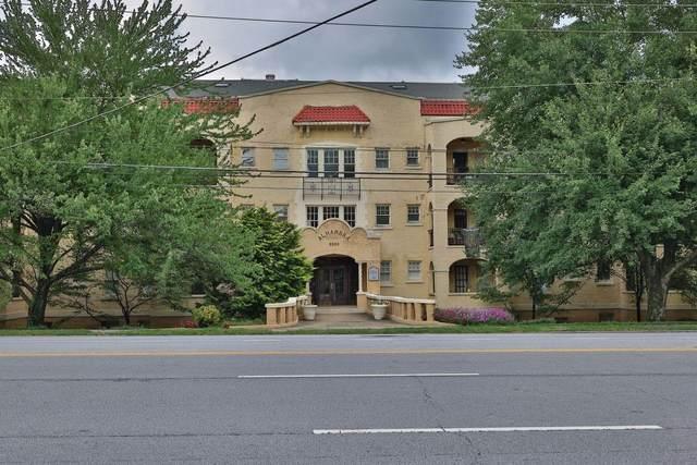 2855 Peachtree Road NE #106, Atlanta, GA 30305 (MLS #9031781) :: Crown Realty Group