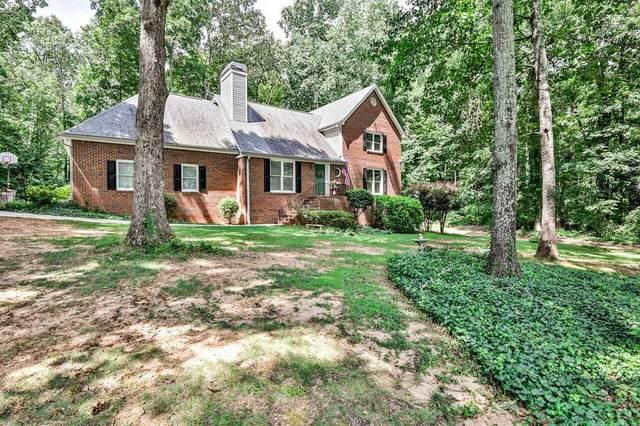 6733 Pin Oak Drive, Douglasville, GA 30135 (MLS #9032112) :: The Heyl Group at Keller Williams
