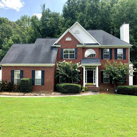2286 Holly Run Drive, Jonesboro, GA 30236 (MLS #9032258) :: Athens Georgia Homes