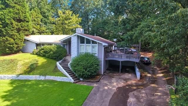 305 Glen Lake Drive, Sandy Springs, GA 30327 (MLS #9032408) :: EXIT Realty Lake Country