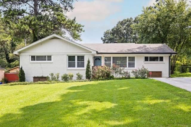 3077 Hamilton Road, Decatur, GA 30032 (MLS #9032457) :: Statesboro Real Estate