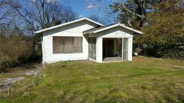 2063 Morehouse Drive NW, Atlanta, GA 30314 (MLS #9032491) :: Crown Realty Group