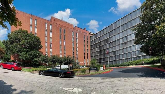 3060 Pharr Court #422, Atlanta, GA 30305 (MLS #9033254) :: Cindy's Realty Group