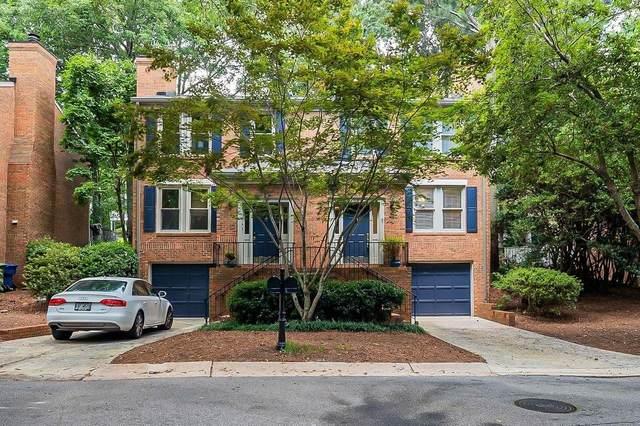 1125 Morningside Place NE, Atlanta, GA 30306 (MLS #9033640) :: Anderson & Associates