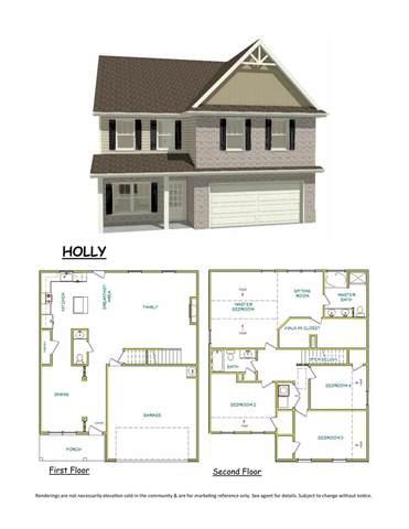1004 Hartwell Road Lot 250, Locust Grove, GA 30248 (MLS #9033906) :: The Heyl Group at Keller Williams