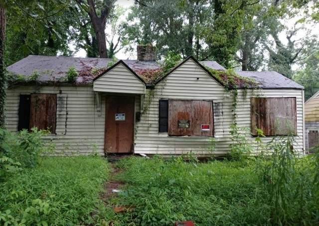 1081 Peeples Street, Atlanta, GA 30310 (MLS #9034184) :: Statesboro Real Estate