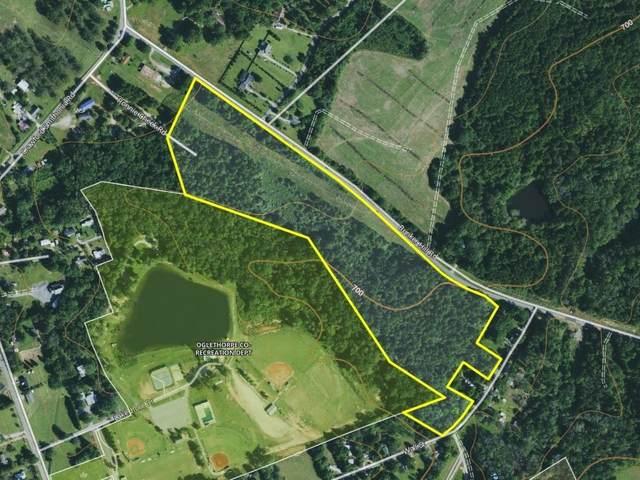 135 Bunker Hill Road, Crawford, GA 30630 (MLS #9034621) :: Statesboro Real Estate