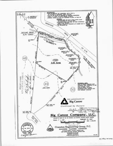 0 Ridgeview Drive #7300, Big Canoe, GA 30143 (MLS #9034703) :: Anderson & Associates