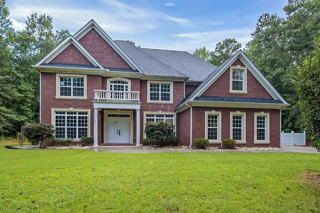 385 Antebellum, Fayetteville, GA 30215 (MLS #9034743) :: Statesboro Real Estate