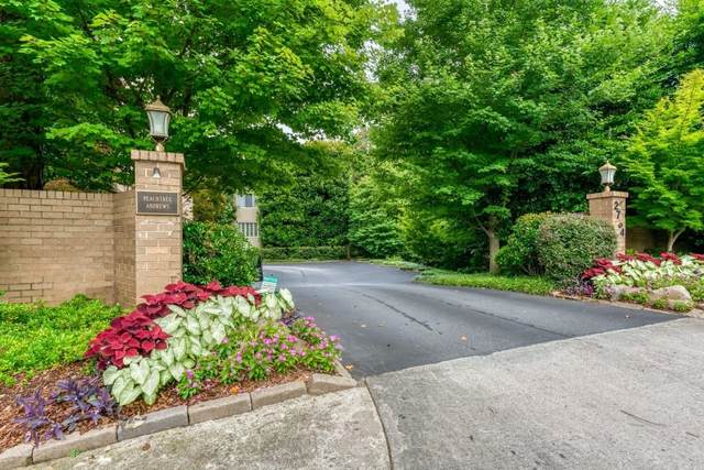 2734 Peachtree Road C 304, Atlanta, GA 30305 (MLS #9034805) :: Statesboro Real Estate