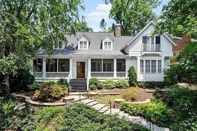 400 Beverly Road NE, Atlanta, GA 30309 (MLS #9034947) :: Cindy's Realty Group