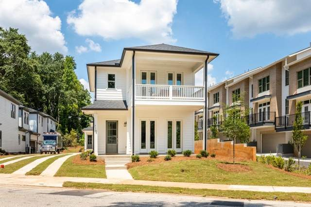 716 Glenwood Avenue SE A, Atlanta, GA 30312 (MLS #9035177) :: Statesboro Real Estate