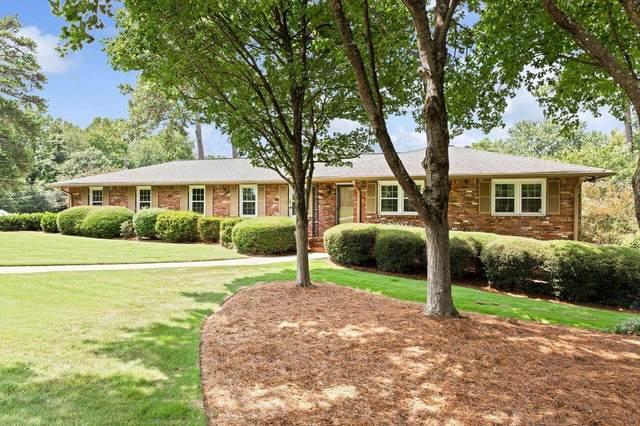 770 Huntington Place SE, Marietta, GA 30067 (MLS #9035204) :: The Heyl Group at Keller Williams