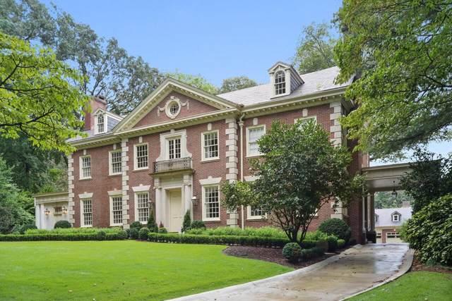 1609 S #A Ponce De Leon Avenue NE, Atlanta, GA 30307 (MLS #9035254) :: Crown Realty Group