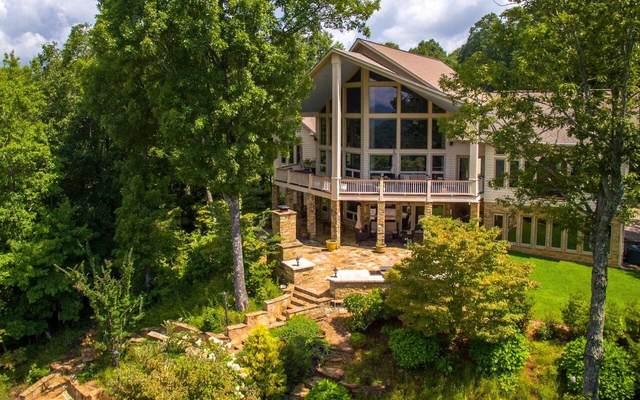 282 Brianna Lane, Hayesville, NC 28904 (MLS #9035586) :: Athens Georgia Homes