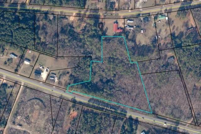 0 Athens Road, Crawford, GA 30630 (MLS #9035827) :: Houska Realty Group