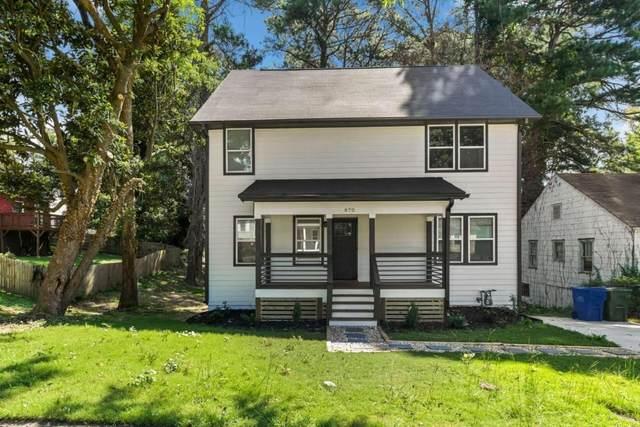 870 Gaston Street SW, Atlanta, GA 30310 (MLS #9036242) :: Regent Realty Company