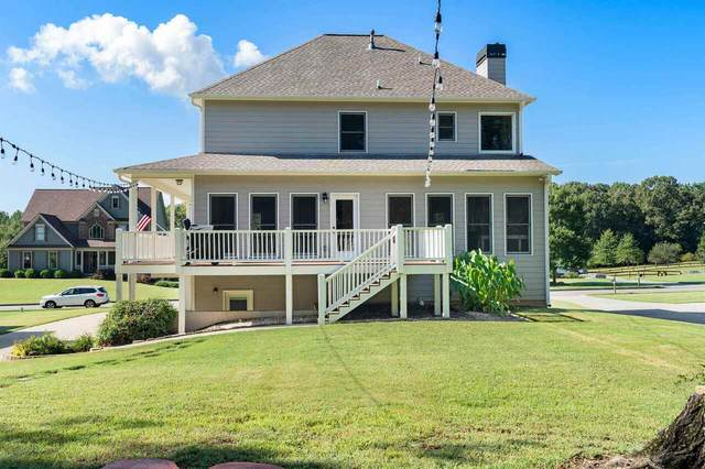 27 Riverview Trail, Euharlee, GA 30145 (MLS #9036388) :: The Realty Queen & Team